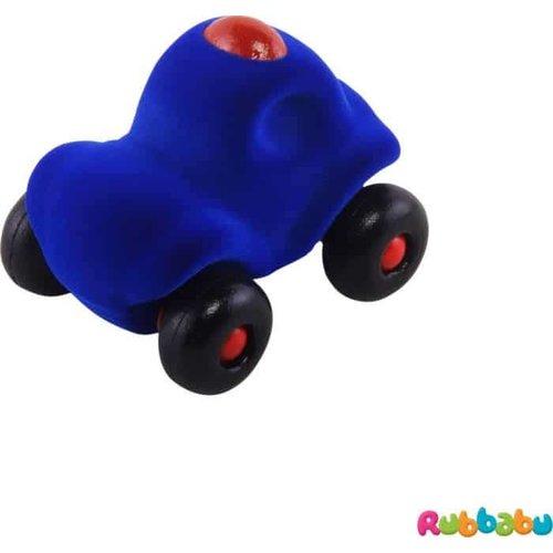 Rubbabu - Politieauto - Klein
