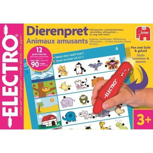 Leerspel - Electro - Dierenpret - 3+