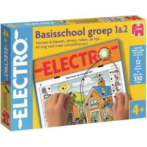 Leerspel - Electro - Basisschool - Groep 1/2