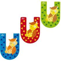 Sevi - Letter - U - Uiltje