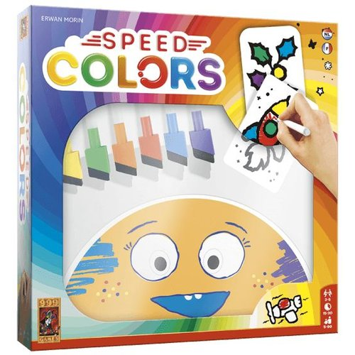 999 Games 999 Games - Speed colors - 5+