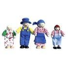 Dudu Toys - Poppenhuispoppetjes - Boerenfamilie*