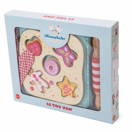 Le Toy Van Speelgoedeten - Bakset - Koekjes