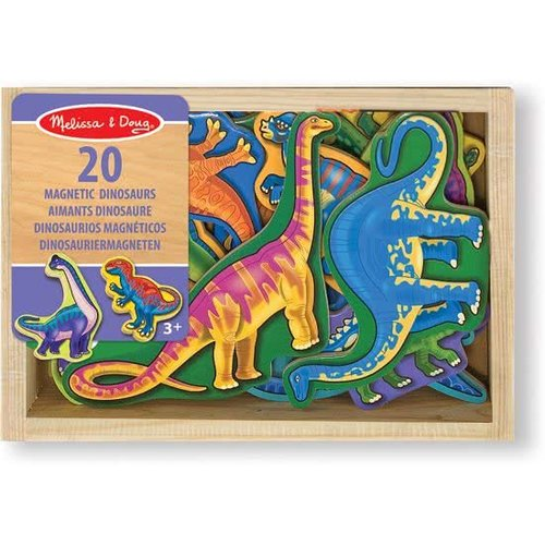 Melissa & Doug Magneetdieren - Dinosaurussen - 20dlg.