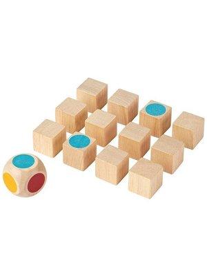 Plan Toys PlanToys - Spel - Kleurenmemory