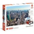 Clementoni - Puzzel - New York - Virtual reality - 1000st.