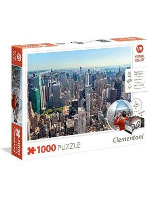 Clementoni Clementoni - Puzzel - New York - Virtual reality - 1000st.
