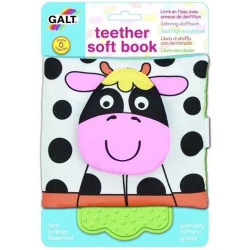 Galt Galt - Eerste jaren - Zacht boek - Boerderijdieren