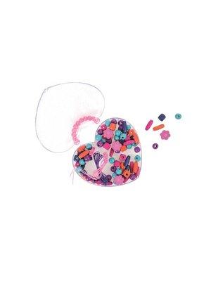 Egmont Egmont Toys - Kralen - In hartvormige doos - Hout