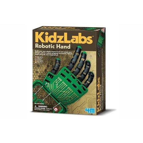 4M - Kidzlabs - Maak je eigen robothand