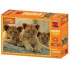 Prime3D - Puzzel - 3D - Afrikaanse leeuwen - 63st.