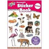 Stickerboek - Dieren - in Stickers & Tapes