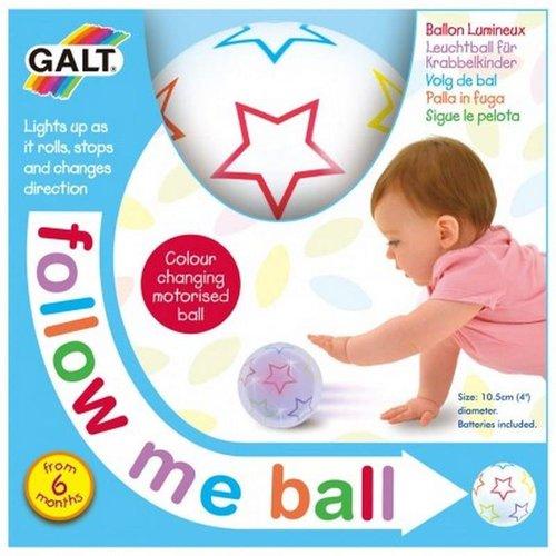 Galt Galt - Eerste jaren - Volg de bal
