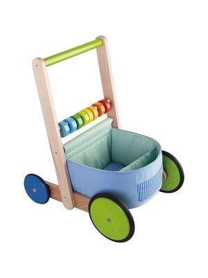 Haba Haba - Loopwagen - Kleurenplezier
