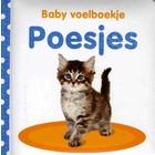 Veltman - Boek - Baby voelboekje - Poesjes