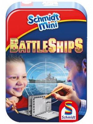 999 Games - Schmidt mini - Battle ships - Zeeslag - 8+