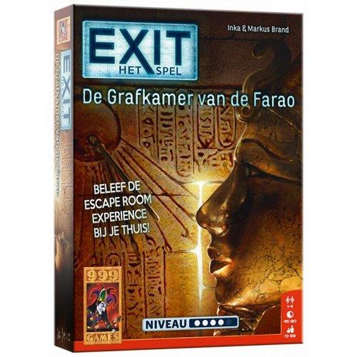 999 Games 999 Games - Exit - Escaperoom - De grafkamer van de farao - 12+