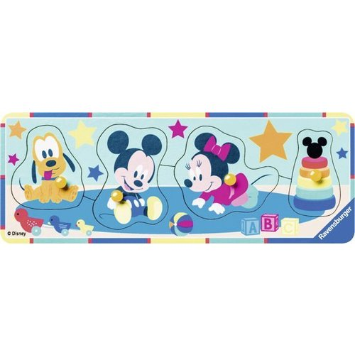 Ravensburger Puzzel - Baby's - Disney - 4st.
