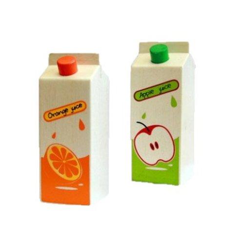 Santoys Santoys - Sinaasappelsappak + Appelsappak