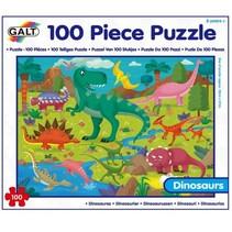 Galt - Puzzel - Dinosaurussen - 100st.*