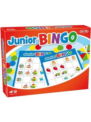 Tactic Spel - Bingo - Junior