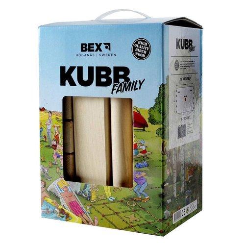 Bex - Spel - KUBB - Family
