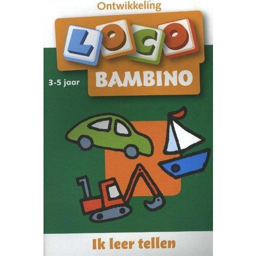 Loco Bambino - Ik leer tellen - 3/5 Jaar