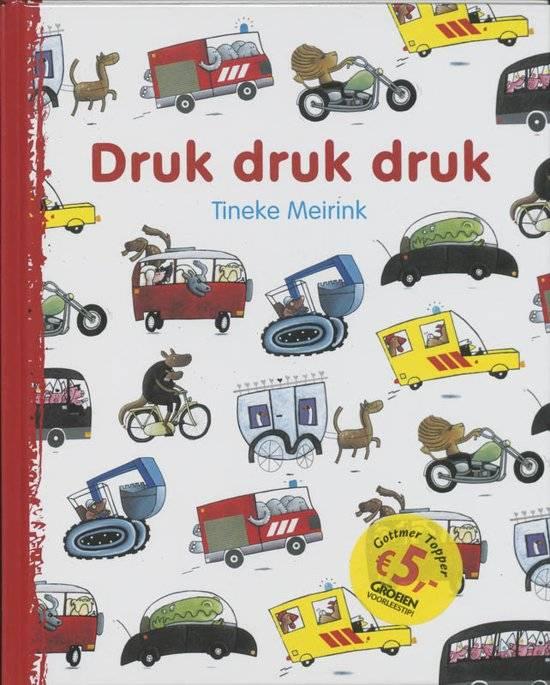 Gottmer Boek Druk Druk Druk Speelwijzer Beter Speelgoed