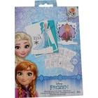 Disney - Prikblok met mat & pen - Frozen