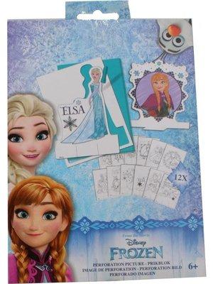 Disney Disney - Prikblok met mat & pen - Frozen