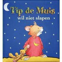 10P - Boek - Tip de muis wil niet slapen