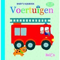 Ballon - Boek - Kijkboek voertuigen
