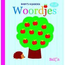 Ballon - Boek - Kijkboek woordjes