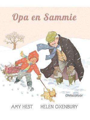 Christofoor - Boek - Opa en Sammie