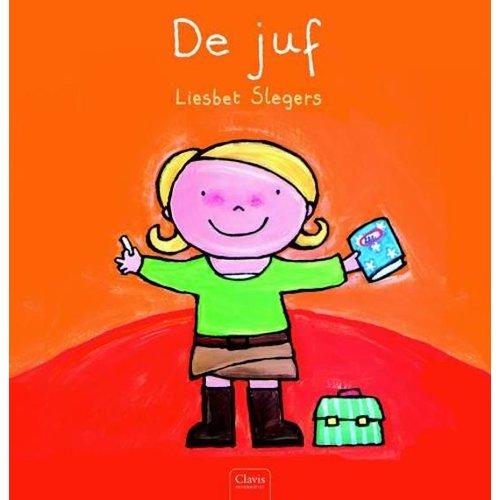 Clavis Boek - De Juf
