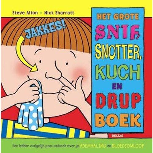 Deltas Boek - Het snif en snotterboek