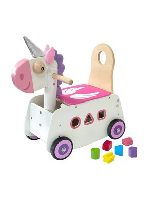 I'm Toy Loop / duwwagen - Eenhoorn