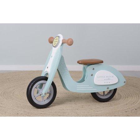 Little Dutch - Tweewieler - Scooter - Mint - 2+