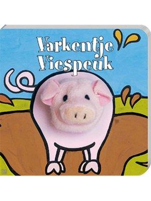 Imagebooks Imagebooks - Boek - Vingerpopboek - Varkentje Viespeuk