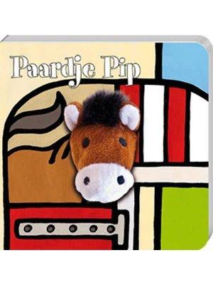 Imagebooks Boek - Vingerpopboek - Paardje Pip