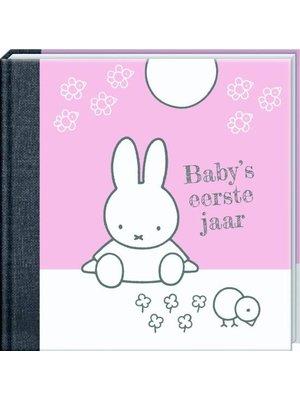 Interstat Interstat - Nijntje - Baby's eerste jaar - Roze