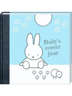 Interstat Interstat - Nijntje - Baby's eerste jaar - Blauw