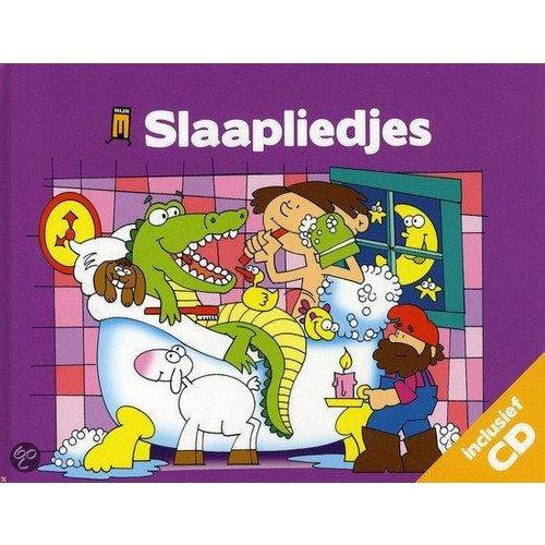 Kids Marketeers Boek & CD - Slaapliedjes