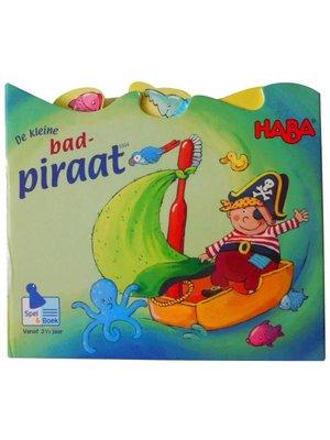 Haba Boek - De kleine badpiraat