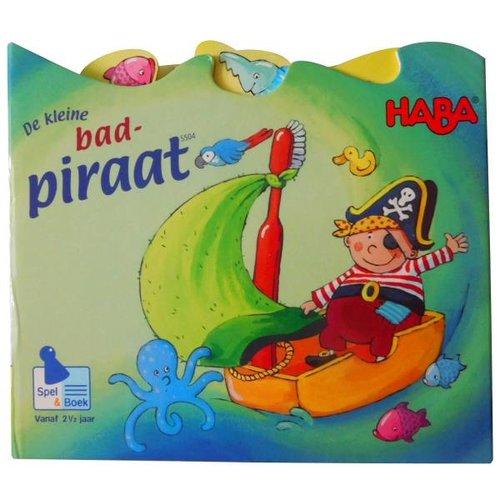 Haba Haba - Boek - De kleine badpiraat
