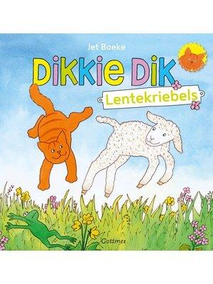 Gottmer Gottmer - Boek - Dikkie Dik Lentekriebels