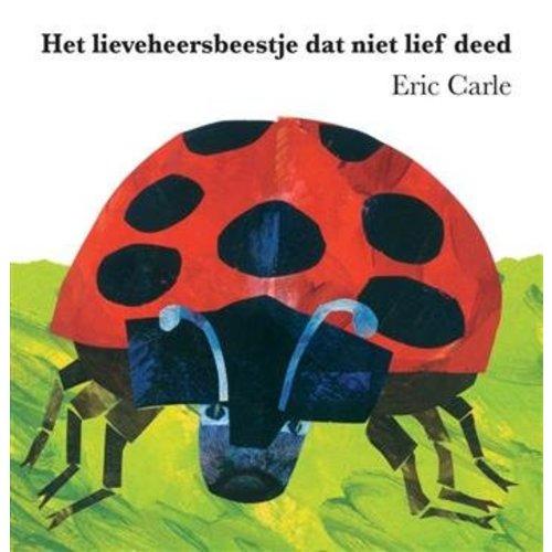 Gottmer Boek - Het lieveheersbeestje dat niet lief deed - Kartonboekje