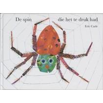 Gottmer - Boek - De spin die het te druk had