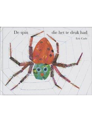 Gottmer Gottmer - Boek - De spin die het te druk had
