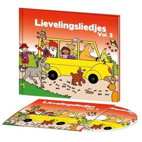 Kids Marketeers Kids Marketeers - Boek & CD - Lievelingsliedjes - Vol.3
